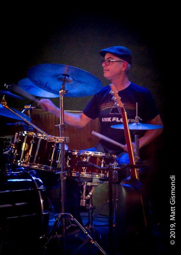 Jose Juan Maldonado Drums